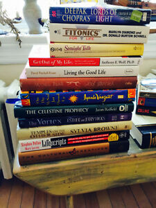 Fiction, Non-Fiction, textbooks and more