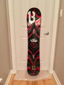 Planche à neige Burton Root 144cm snowboard