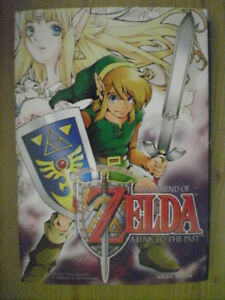 Zelda A Link to the Past Manga