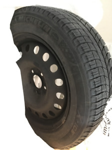 Michelin X-Ice 3 winter tires