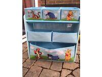 Winnie the Pooh kids organiser!