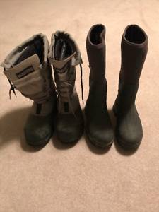 Steele Toed Boots