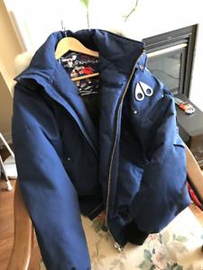 Moose Knuckles Jacket Blue M/M