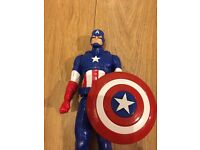 Avengers 12 inch Captain America Action Figure