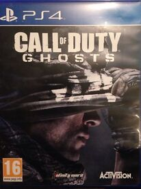 CALL OF DUTY GHOSTS QUICK SALE !