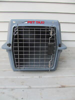 Animal crate 20 inches long x 12 h x 12 inches wide $12