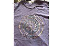 Stone Island T-Shirt SMALL MENS