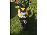 TGB R50x 50cc - £700