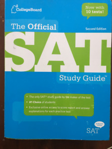 SAT Study Guide & SAT Subject Tests