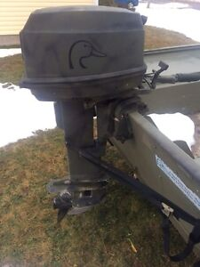 1993 - 30 HP Johnson Outboard