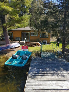 Charleston Lake Lakefront Cottage Retreat! Fully Furnished