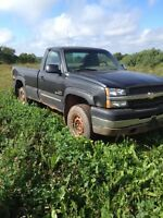 2003 Chevrolet  2500 Duramax for Parts