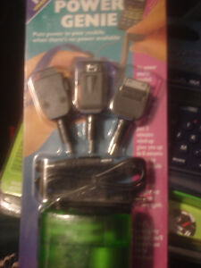 USB Gadgets Hand Power Cell Phone Emergency power genie Charger