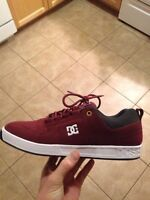 Dc shoe 10.5 brand new with box