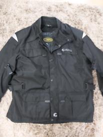 Mens 3XL GMoto motorcycle jacket