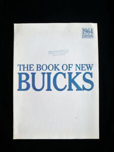 1964 Buick Sales Brochure