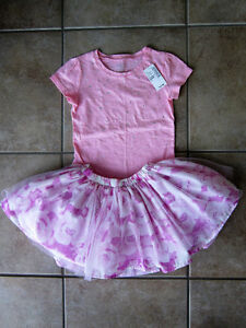Girls Size 4 Summer Outfit