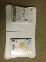 Wii fit + Wii Music + Planche Wii Fit