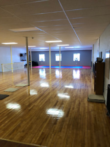 Floor Space for hourly rent