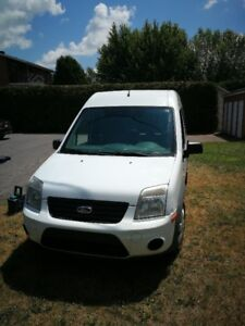 FORD TRANSIT CONNECT XLT 2011