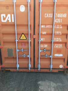 Great Condition 40ft Std - Shipping Containers