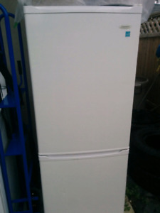 Danby  apartment size fridge. With free delivery