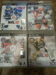Ps3 nhl games