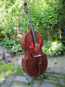 3/4 Vintage Double Bass