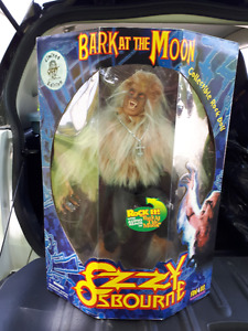 1999 LIMITED EDITION OZZY DOLL