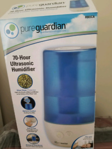 Brand new pure guardian humidifier