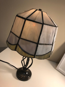 Homemade Stained Glass Lamp $100 OBO