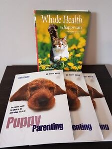 Whole Health for Happy Cats and Puppy Parenting
