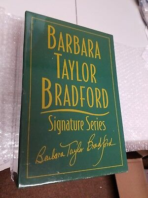 Barbara Taylor Bradford Signature Series Boxed Set 3 Books - To Be the Best, (Barbara Taylor Bradford To Be The Best)