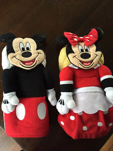 mitaine de four disney mickey minnie