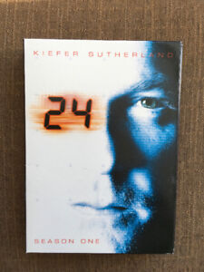 """Complete Season One of """"24"""" Great price!"""