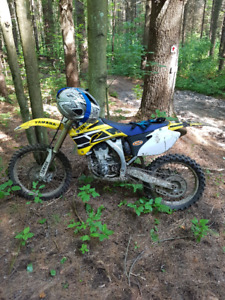 09 YZ 250F Sell or Trade