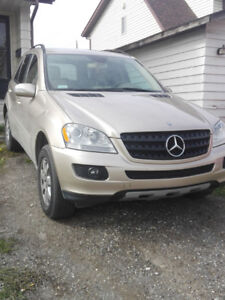 2006 Mercedes Benz ML350