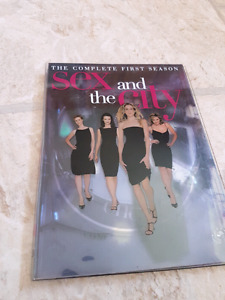 Sex and the city dvds