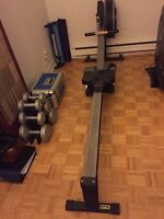 Concept II rowing machine for sale sale