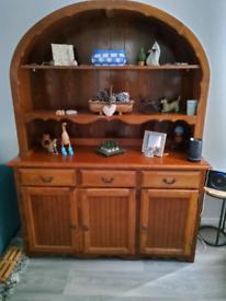 Buffet and Hutch (Welsh Dresser)