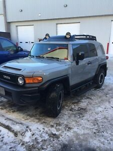 2013 FJ CRUISER TRAIL TEAM WARRANTY