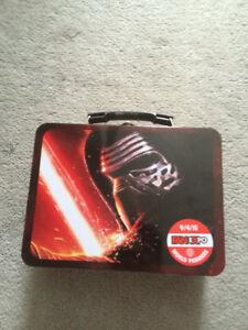 Star Wars Kylo Ren Lunchbox Tin