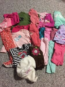 Baby girl clothing lot 6-12 months  Cambridge Kitchener Area image 1