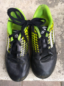 Child Size 13 Indoor Soccer Cleats