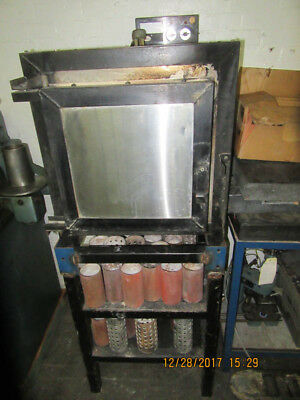 Vk Vcella Burnout Furnace For Lost Wax Casting Electric Model P30