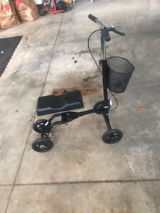 Knee scooter,