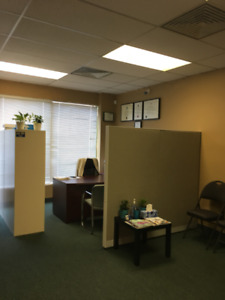 Used Office Partition | 416-901-4126