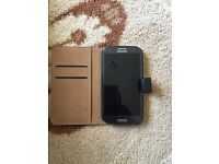 Samsung galaxy s3 with case