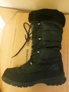 Kamik winter snow boots shoes like new size 7