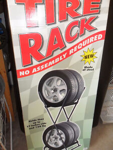 Tire rack brand new